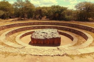 """The Hoba meteorite has this name because it is lies on the farm """"Hoba West"""" not far from Grootfontein, in the Otjozondjupa Region of Namibia."""