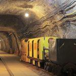 The Bochnia Salt Mine in Poland,