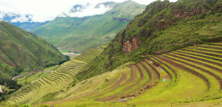The Sacred Valley served as a buffer zone, protecting Cusco from incursions of the Antis, the fierce jungle tribes who from time to time raided the highlands.