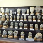 Japanese Museum of Rocks That Look Like Human Faces