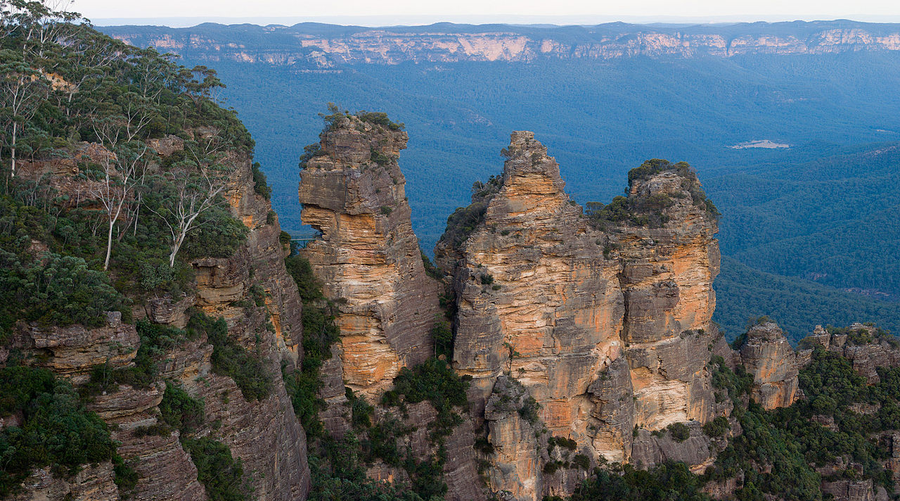 The Three Sisters: New South Wales Most Iconic Landmarks - Charismatic Planet | Charismatic Planet