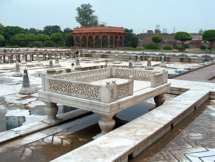In 1637, the reign of Emperor Shah Jahan (who was known for his love for nature and construction) ordered to construct a garden in the Lahore