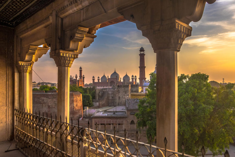 Lahore is the 2nd largest city of the country, contains many historical places.