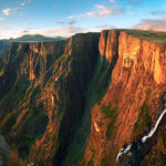Tugela Falls! 2nd Highest Waterfall in the World