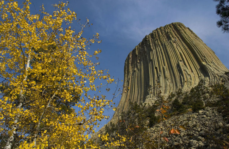Devils Tower National Monument, a unique and striking geologic wonder steeped, is a modern day national park and climbers' challenge, one of the most remarkable natural creations.