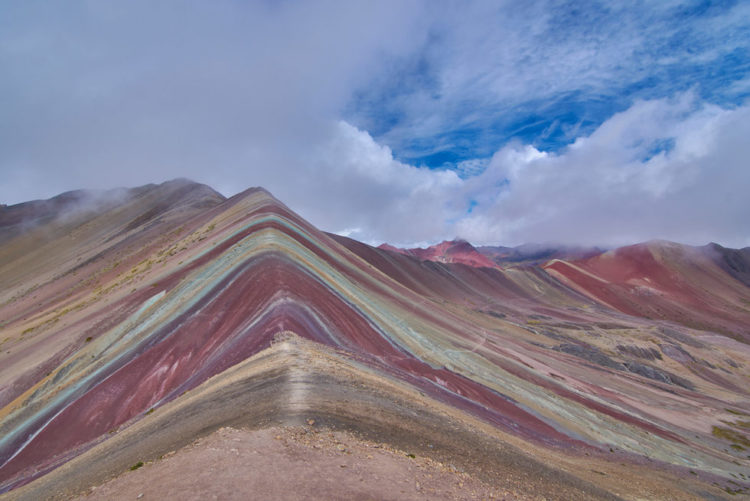 It was quite the opposite. But we've made it back in one piece to now provide a warning to other travelers considering a Rainbow Mountain day tour.