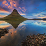 Mt. Kirkjufell, Most Beautiful Landmark and Photographed Mountain in Iceland