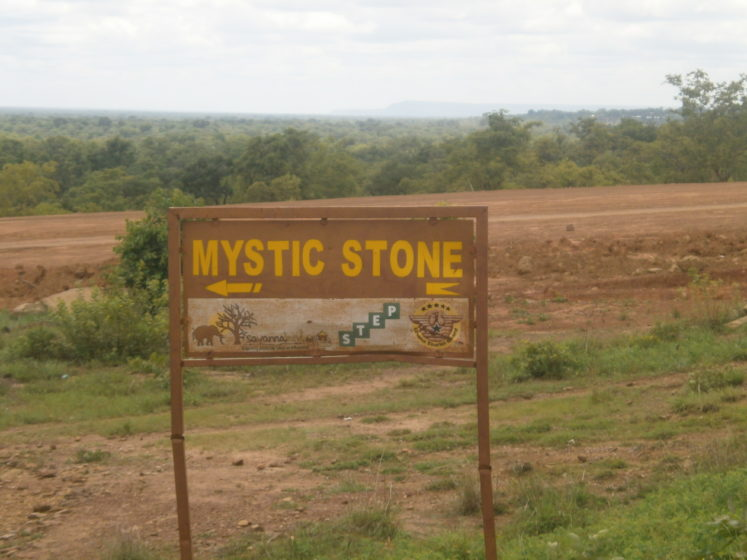 The mystic stone was again removed from the way and the same thing happened on the next day. Later, the officials decided to build the road around the stone and it became the mystic stone.