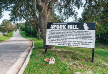 Spook Hill ! Florida's Magnetic Hill