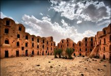 Ksar Ouled Soltane is a Multi-Story Vaulted Granary