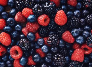 """Raspberries and blackberries are known as """"bramble fruits"""" because they are so thorny surely a deliberate move on nature's part to make them harder to pick."""