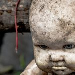 That doesn't mean it's a tourist destination. After a two-hour canal ride from Mexico City, a nightmarish clearing deep in the woods where thousands of mutilated dolls hang from the trees and hide among the dense branches.