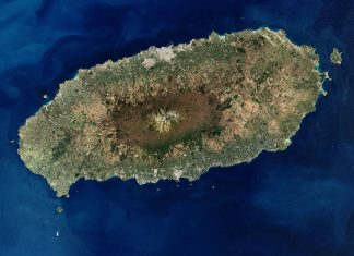 The island contains the natural World Heritage Site Jeju Volcanic Island and Lava Tubes.