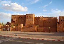 Ouarzazate Old Town