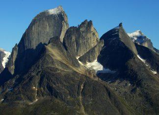 Walls of Ketil Peaks