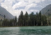 Mahodand Lake, Unimaginable Natural Beauty