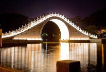 Jade Belt - Traditional Design High Arched Bridge