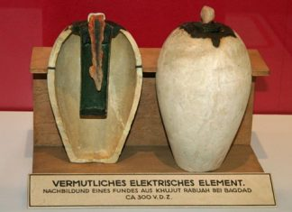 The Mysterious Baghdad Battery