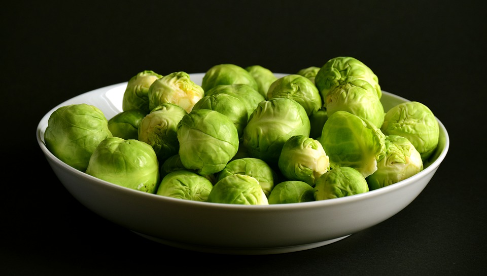 Brussels Sprouts ! The Ultimate Cool Weather Crop