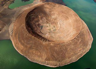 Nabiyotum Crater - Geological Marvel of Lake Turkana