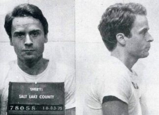 Ted Bundy was an American serial killer who committed acts of murder, kidnapping, rape, and necrophilia against many young women and girls during the 1970s.