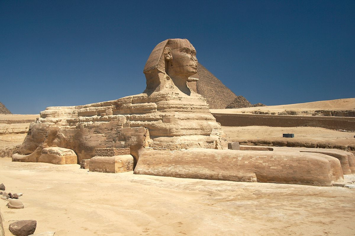 The Sphinx in Egypt has enchanted humankind for centuries, fascinating about the Sphinx when you read some of the earliest historians' works.
