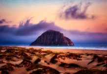 """It is believed that explorer Juan Rodriguez Cabrillo find the Morro Rock in 1542 and named it """"El Morro""""."""