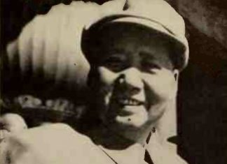 Mao Tse-tung Chairman of Communist Party of People's Republic. A soldier politician poet leading interpreter of Marxist-Leninist doctrine
