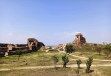 Rohtas Fort is a 16th-century fortress located in Jehlum city in the Punjab during the regime of Sher Shah Suri (The Founder of Suri Dynasty)