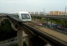 What is Maglev Technology In 1904 Robert Goddard proposed a frictionless travel with electromagnetic repulsion to lift train off their rails.