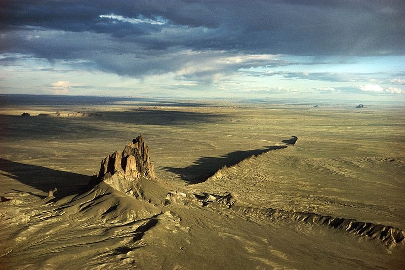 Shiprock and the surrounding land have religious and historical significance to the Navajo people and have mentioned in numerous of they're myths and legends.