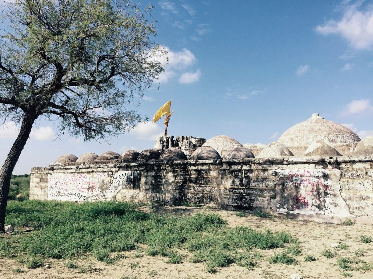 The temples were an important pilgrimage site for Jains until the 19th century,