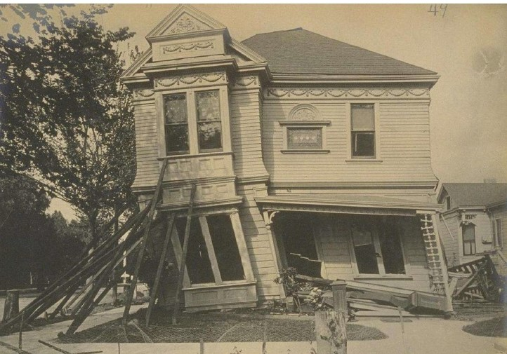 The Great Earthquake of 1868