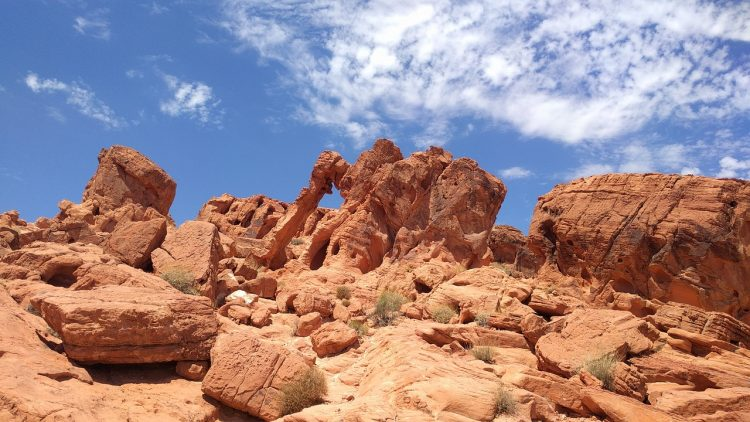 Valley of Fire is a popular location for shooting automobile commercials and other commercial photography.
