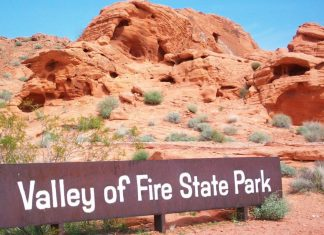 In 1968, it was designated as a National Natural Landmark.