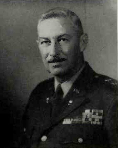 John Medaris - American Officer in United States Army