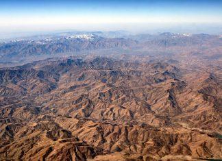 The Kurdistan region adjacent to the Iran-Iraq border has a range of the Qandil Mountains.